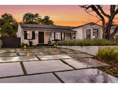 Studio City Single Family Home Sold: 4129 Rhodes Avenue