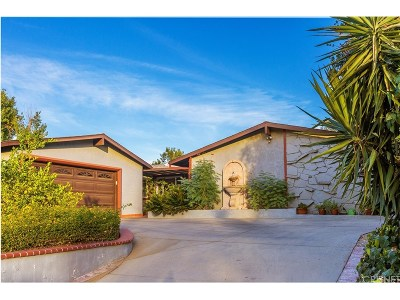 Woodland Hills Single Family Home For Sale: 6020 Sadring Avenue