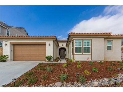 Canyon Country Single Family Home For Sale: 25145 Cherry Ridge Drive