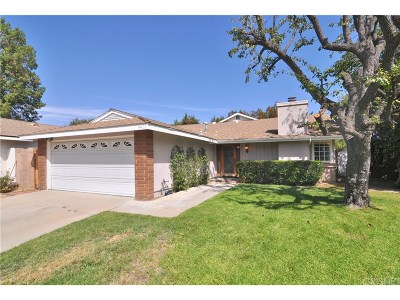 Chatsworth Single Family Home For Sale: 9400 Glade Avenue
