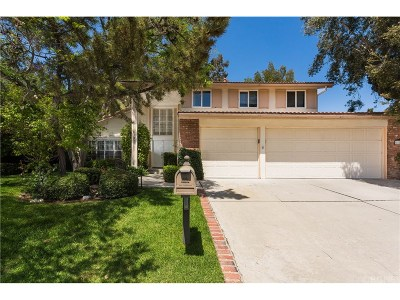 Porter Ranch Single Family Home For Sale: 11841 Killimore Avenue