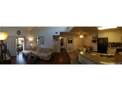 Canyon Country Condo/Townhouse For Sale: 18750 Mandan Street #1106