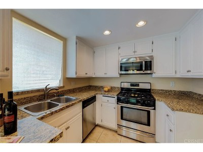 Canyon Country Condo/Townhouse For Sale: 26850 Claudette Street #157