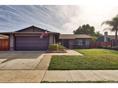Moorpark Single Family Home For Sale: 6580 Harvard Street