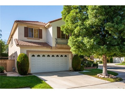 Valencia Single Family Home For Sale: 23318 Sunnyvale Court