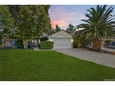 Los Angeles County Single Family Home For Sale: 27873 Cherry Creek Drive