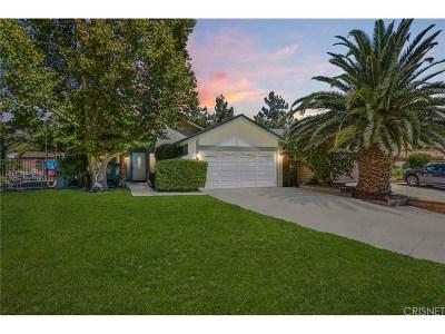 Valencia Single Family Home For Sale: 27873 Cherry Creek Drive