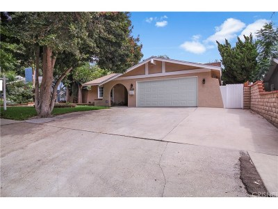 Granada Hills Single Family Home For Sale: 11028 Lindley Avenue