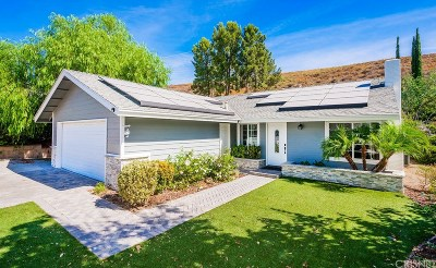 Saugus Single Family Home For Sale: 27394 Onlee Avenue