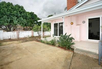 Reseda Single Family Home For Sale: 7034 Bothwell Road