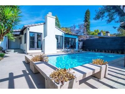 Studio City Single Family Home For Sale: 4236 Alcove Avenue