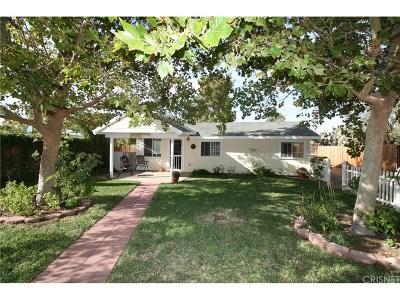 Quartz Hill Single Family Home For Sale: 5239 West Avenue L6