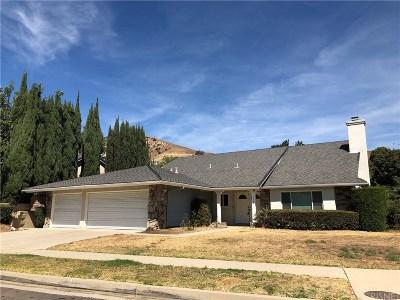 Porter Ranch Single Family Home For Sale: 12240 Derwent Avenue