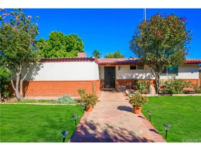 Northridge Single Family Home For Sale: 8820 Winnetka Avenue