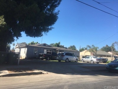Sylmar Single Family Home For Sale: 12807 Norris Avenue