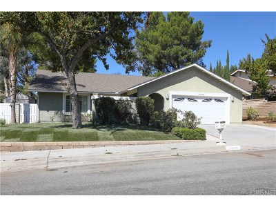 Valencia Single Family Home For Sale: 26903 Palacete Drive