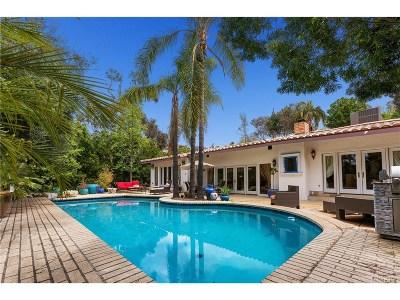 Tarzana Single Family Home For Sale: 4900 Calvin Avenue