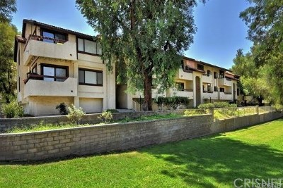 Canyon Country Condo/Townhouse For Sale: 18144 American Beauty Drive #1041