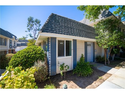 Chatsworth Condo/Townhouse For Sale: 10210 Oklahoma Avenue #A