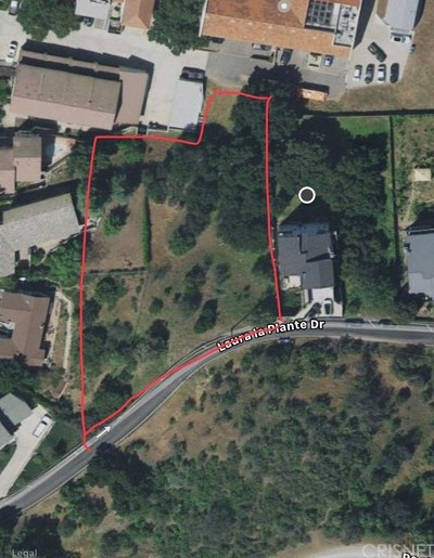Agoura Hills Residential Lots & Land For Sale: 28221 Laura La Plante Dr