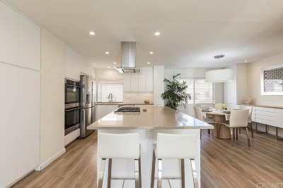 Calabasas Condo/Townhouse For Sale: 5366 Las Virgenes Road