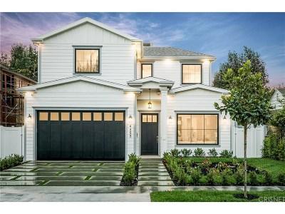 Studio City Single Family Home For Sale: 4453 Farmdale Avenue