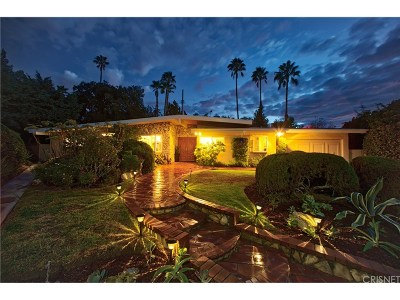 Woodland Hills Single Family Home For Sale: 4400 Willens Avenue