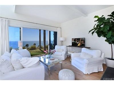 Malibu Condo/Townhouse For Sale: 31242 Bailard Road