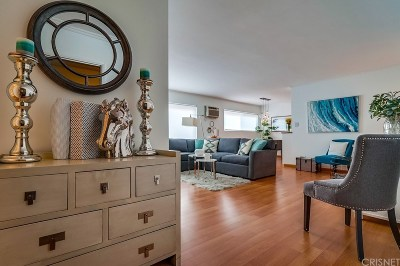 West Hollywood CA Condo/Townhouse For Sale: $555,000
