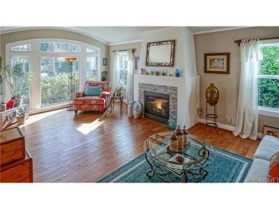 Toluca Lake Single Family Home For Sale: 11035 Blix Street