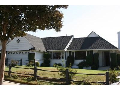 Burbank Single Family Home For Sale: 530 University Avenue
