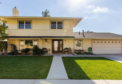 Newhall Single Family Home For Sale: 23634 Fambrough Street