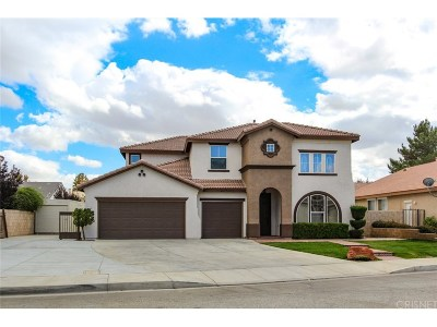Palmdale Single Family Home For Sale: 40502 Polo Court