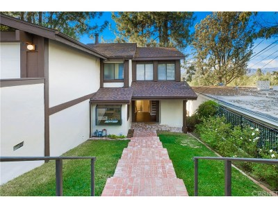 Woodland Hills Single Family Home For Sale: 4775 Galendo Street