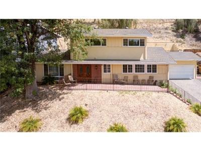 Woodland Hills Single Family Home For Sale: 23407 Oxnard Street