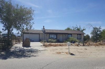 Littlerock Single Family Home For Sale: 11126 East Avenue R