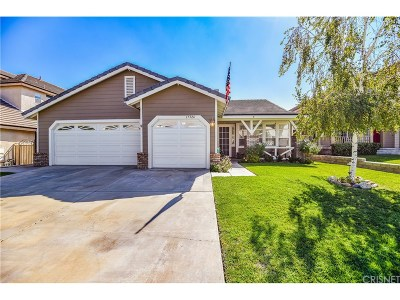 Canyon Country Single Family Home For Sale: 17326 Mount Stephen Avenue