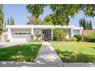 Granada Hills Single Family Home For Sale: 10454 Yarmouth Avenue