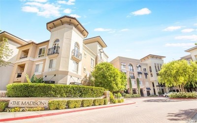 Valencia Condo/Townhouse For Sale: 24505 Town Center Drive #7404