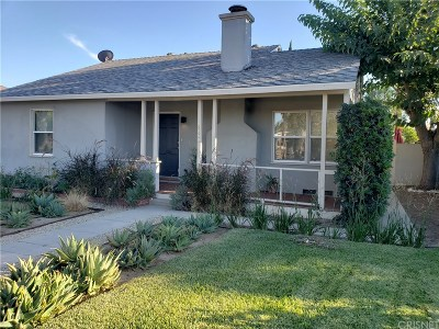 Reseda Single Family Home For Sale: 18226 Hartland Street
