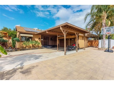 Granada Hills Single Family Home For Sale: 10501 Woodley Avenue