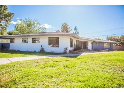 Lancaster Single Family Home For Sale: 1244 West Lancaster Boulevard