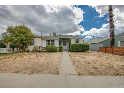 Reseda Single Family Home For Sale: 18006 Hartland Street
