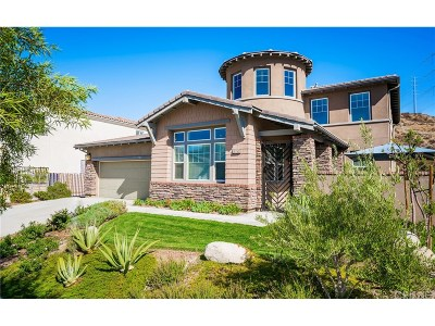 Los Angeles County Single Family Home For Sale: 28150 Anvil Court