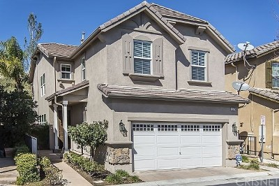 Valencia Single Family Home For Sale: 23729 Stagecoach Way
