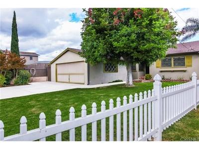 Reseda Single Family Home For Sale: 7302 Zelzah Avenue