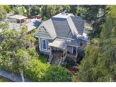 Pasadena Single Family Home Active Under Contract: 2970 East Del Mar Boulevard