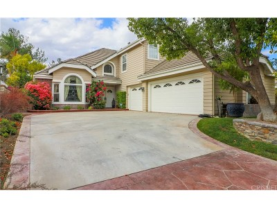 Valencia Single Family Home For Sale: 24479 Stonechat Court
