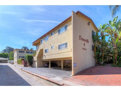 Sherman Oaks Condo/Townhouse For Sale: 14934 Dickens Street #12A