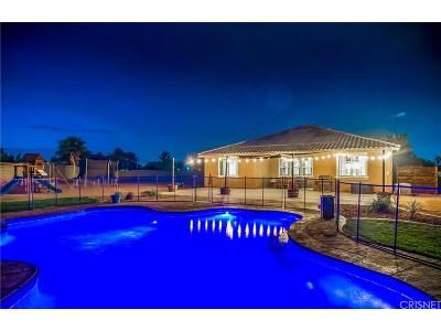 Lancaster Single Family Home For Sale: 4352 West Avenue M10